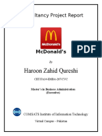 Consultancy Project Report