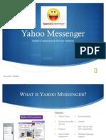 Yahoo Messenger - Campaign Management