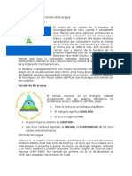 Símbolos Patrios y Nacionales de Nicaragua