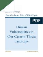 WP CS HumanVulnerabilities