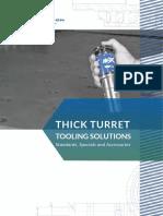 Wilson Tool - Scule standard, speciale si accesorii pentru masini thick turret