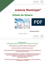 Transparencia OAXACA