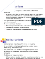 4 Utilitarianism and Kantianism