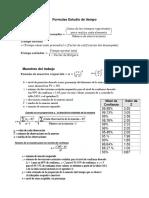 Formulario de Sistemas de Producción.