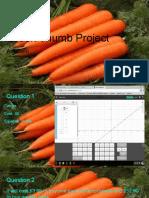 unit 3 project -green thumb- - ani goni