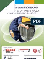 Analisis de Riesgos Ergonomicos en El Sector de La Tansformacion y Manipulacion Del Plastico