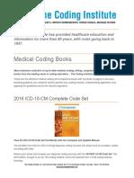 The Coding Institute_ Books Newsletter
