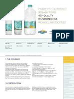 Epd118 Granarolo High Quality Milk 2013-10-14