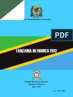 Tanzania 2012 Census