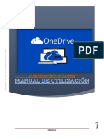 Manual One Drive
