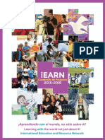 2015- 2016 iEARN ProjectBook - Spanish