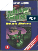 Grailquest 01 - The Castle of Darkness