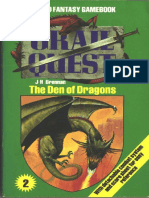 Grailquest 02 - The Den of Dragons