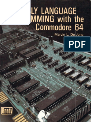 55330501-Assembly-Language-Programming-With-the-Commodore-64