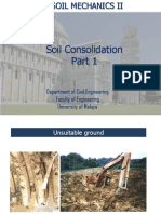 Soil Consolidation 1