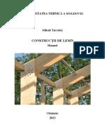 Constructii Din Lemn Difinitii