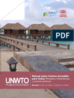 Manual sobre Turismo Accesible para Todos