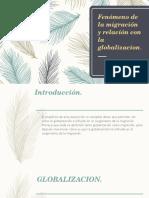 Trabajo Globalizacion1