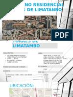 Analisis torres de Limatanbo- Lima