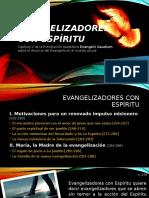 Evangelii Gaudium 5 Evangelizadores Con Espíritu