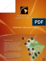 Market Analysis ( English )