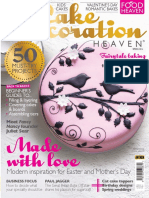 Cake Decoration Heaven - Spring 2016