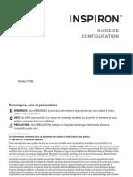 Inspiron-1525 Setup Guide Fr-fr