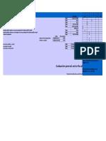 Indicadores Sector Fiscal
