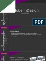 Indesign Presentation