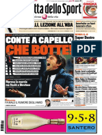 La Gazzetta Dello Sport - 17.02.2014