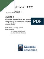 Didactica 3 Unidad 3