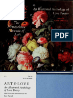Art and Love - An Illustrated Anthology of Love Poetry