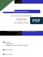 2. Bienestar, Externalidades y Bienes Publicos (1)
