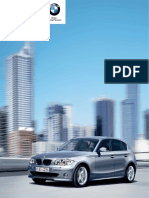 BMW 1 Series Catalogue