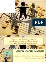Estrategiadeintervencinmusicoteraputicoparaniosconautismo Ppt2011 110306180923 Phpapp02