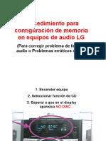 Modo de Reinicio LG