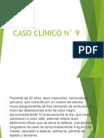 CASO CLÍNICO N° 9