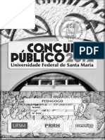 PEDAGOGO CONCURSO PUBLICO