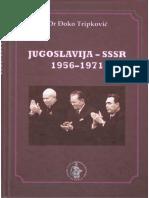 Đoko Tripković - Jugoslavija - SSSR (1956-1971)