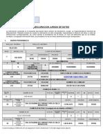 Formatos 1 2 4 Sunat COORDINADOR