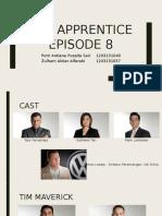 The Apprentice Asia e8