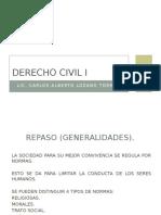 Derecho Civil I-2