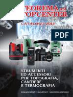 Catalogo Teorema 2013