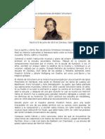 Las Composiciones de Robert Schumann
