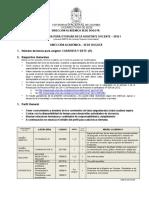 Convocatoria General 16 Diciembre 2015