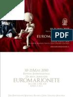 Caiet Program Marionette 2010 Curbe