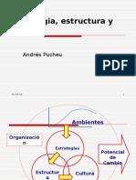 Estrategia, Estructura y Cultura