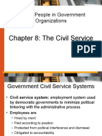 Civil Service by Kettl