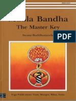 Moola Bandha (Bihar Yoga)