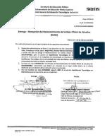 UVM Registro de Validez Oficial de Estudios Informatica 2c208hu